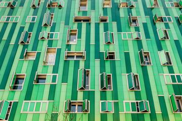 Fönster och fasad